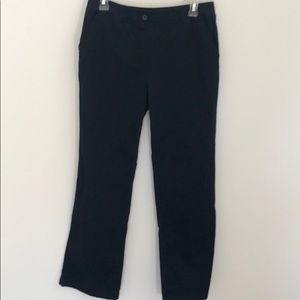 Izod Approved Schoolwear. Navy blue pant